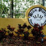 Regal Point Entrance Sign